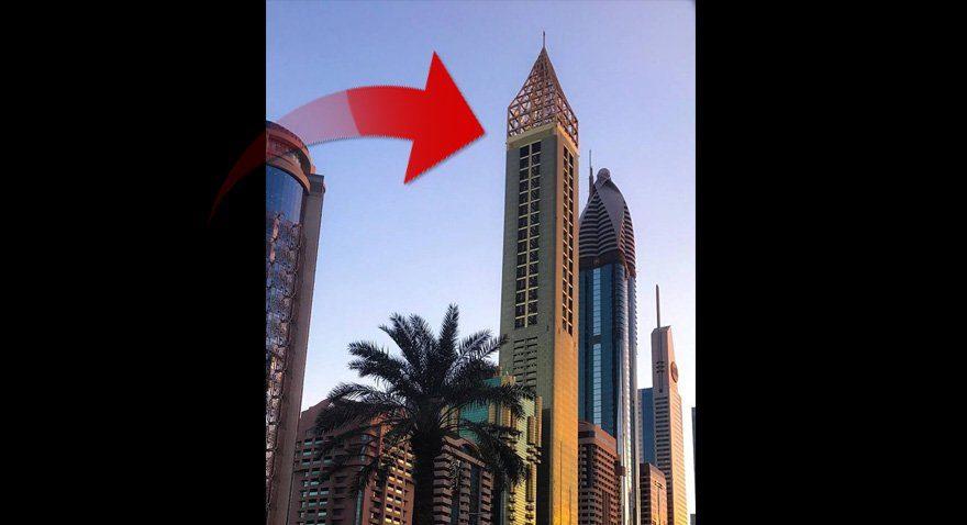Dünyanın en uzun oteli açılıyor