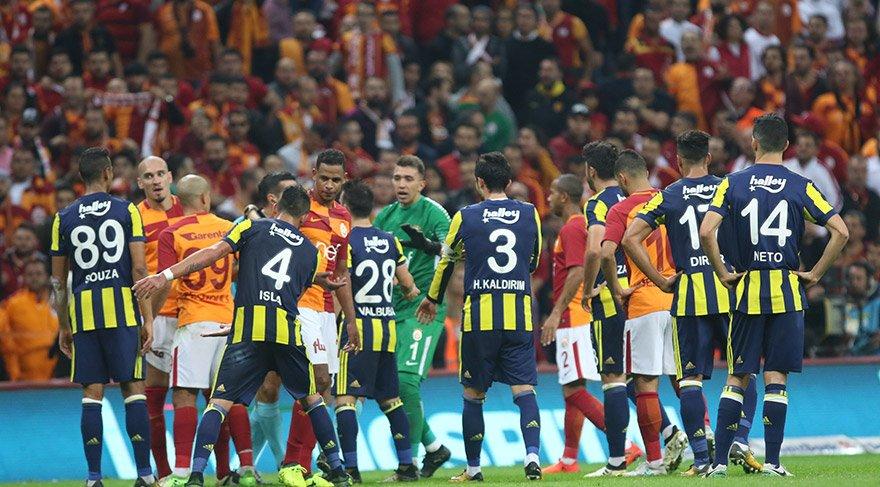 Türk futbolunun batık olduğunun resmi