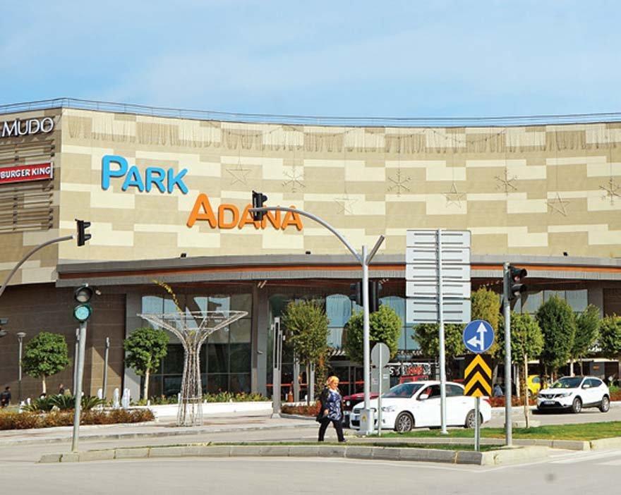 43 bin 525 metrekarelik Adana Tekel Sigara Fabrikası'nın yerine Park Adana inşa edildi.