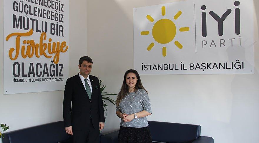 İYİ PARTİ'nin istanbul için projeleri hazır Arkadaşımız Hande Zeyrek'in sorularını yanıtlayan İl Başkanı Ersin Beyaz, İYİ Parti'nin projelerini ve çözüm önerilerini anlattı.