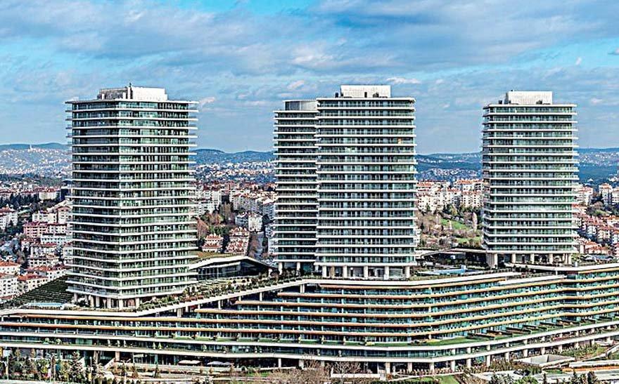 İstanbul Zincirlikuyu'daki Karayolları arazisi satıldıktan sonra üzerine AVM yapıldı.