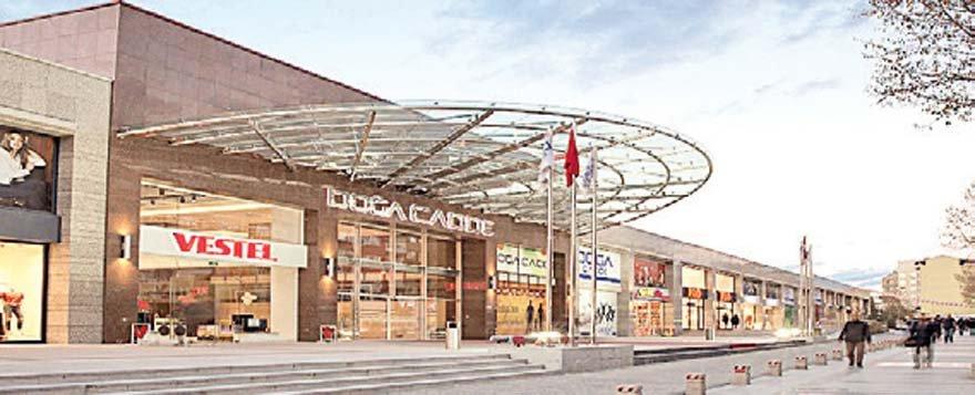 Malatya Tekel Sigara Fabrikası özelleştirme kapsamında satıldıktan sonra AVM oldu.