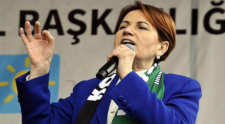 Meral Akşener meydan okudu! 'Sülalemde bir FETÖ'cü çıksın politikayı bırakıyorum'
