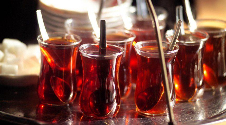 Çay içmek kalbe iyi geliyor!