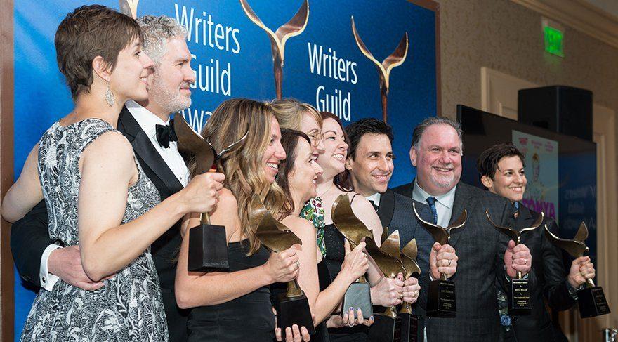 Amerikan Yazarlar Birliği ödülleri sahibini buldu