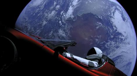 Uzay şarkılarının dinlenme oranı patladı