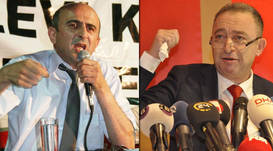 Kocasakal ve Eminağaoğlu imza toplayamadı!