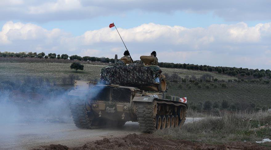 Afrin'de son durum: Zeytin Dalı Harekatı'ndan son gelişmeler, öldürülen terörist sayısı 1028 oldu!