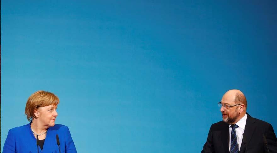 Almanya'da koalisyon anlaşması taslağı: Türkiye şartları yerine getirinceye kadar AB üyelik süreci dondurulsun