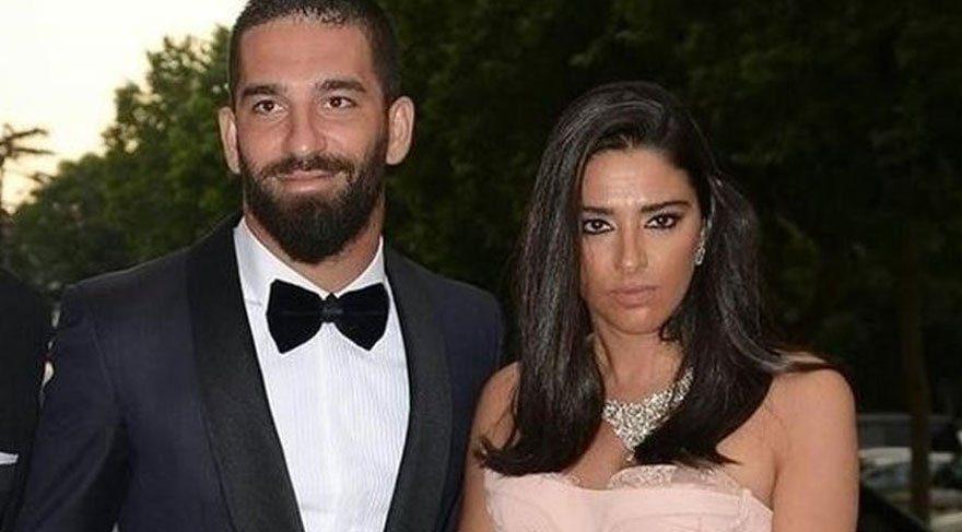 Arda Turan?ın evlilik teklifinin ardından bebek çıktı