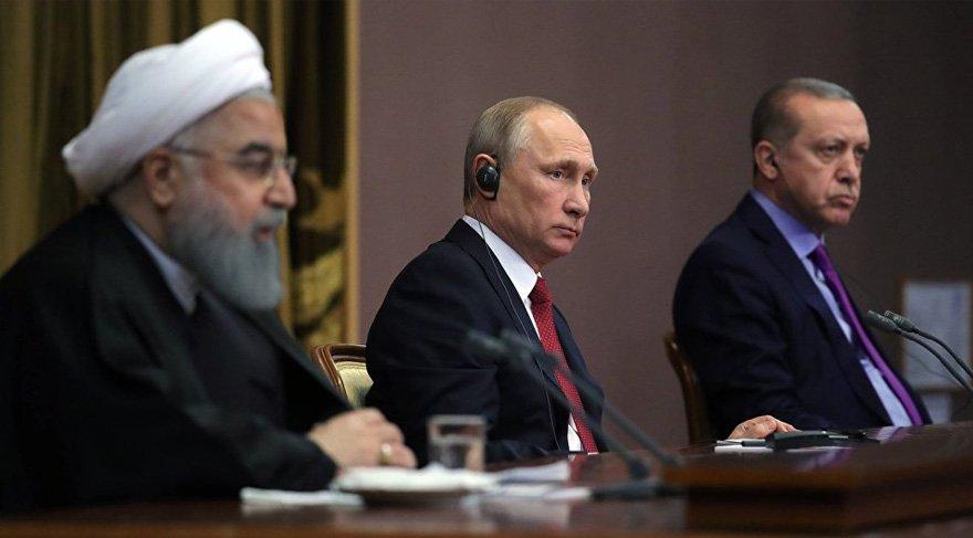 Son dakika haberi... Türkiye-Rusya ve İran'dan önemli karar