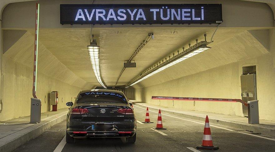 Avrasya Tüneli: İki kıtayı bağlayan en büyük zam