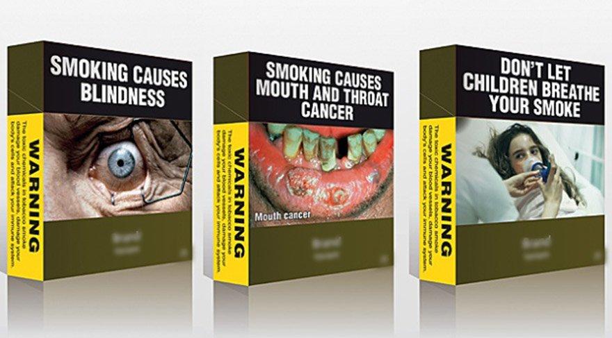 Sigara paketlerine tek tip uygulama geliyor (9 Şubat Dünya Sigarayı Bırakma Günü)
