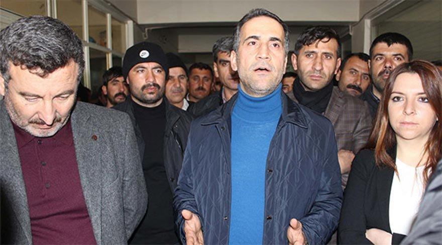 Halkların Demokratik Partisi (HDP) Muş Milletvekili Ahmet Yıldırım'ın milletvekilliği düşürüldü.