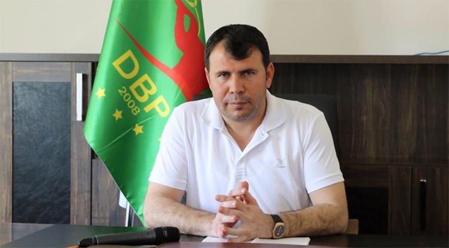 DBP Eş Genel Başkanı Arslan tutuklandı
