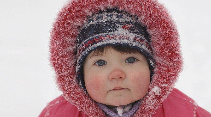 Kış aylarında bebeklerin cilt sağlığını korumanın 7 adımı
