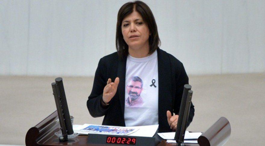 HDP'li Meral Danış Beştaş'a 25 yıl hapis istemi