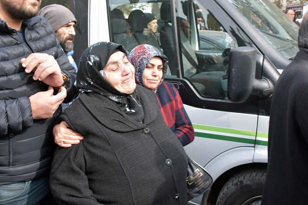 'Bitirim Zeki'nin kız kardeşi Adile Yüksektepe gözyaşı döktü