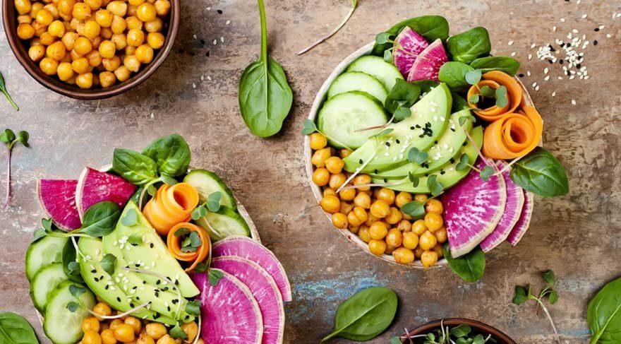 En besleyici 20 bitkisel yiyecek! İşte kalori değerleri ve besin puanları