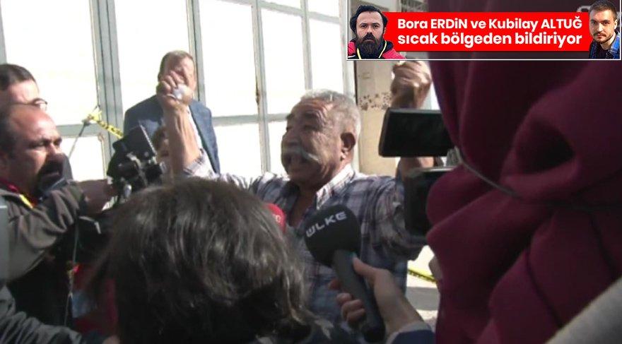 Kilis'te isyan: Bunları katil Amerika'ya gösterin...