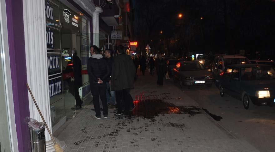 Son dakika haberi... Bursa'da tıp merkezinde patlama: 1 yaralı