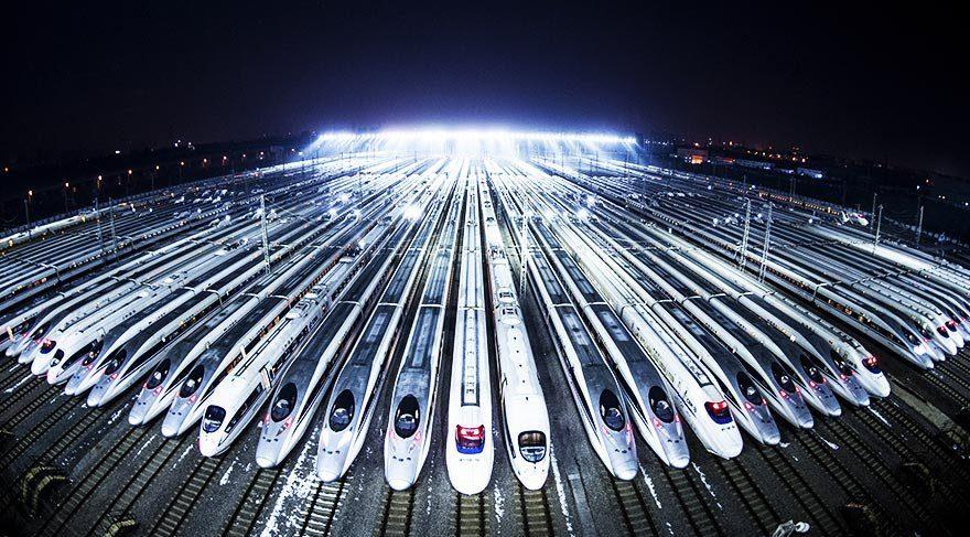 Çin'deki İlkbahar Festivali'nde 2.8 milyar seyahat bekleniyor