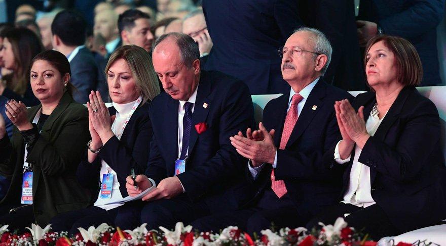 Kim kime oy verdi? CHP kurultayının detayları...