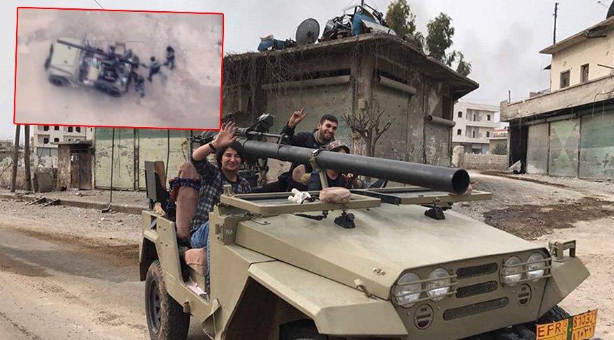 İşte TSK'nın vurduğu sivil görünümlü teröristler