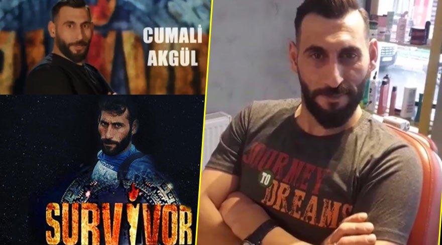 Cumali Akgül kimdir? Survivor 2018 yarışmacı Cumali Akgül kaç yaşında ve nereli?