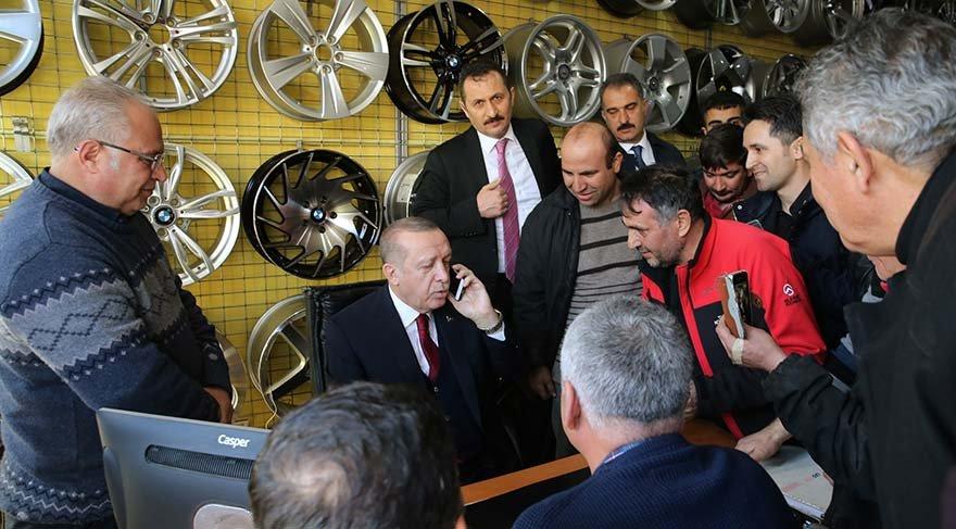Erdoğan: 'Afrin dediğimiz an bu millet hazır'