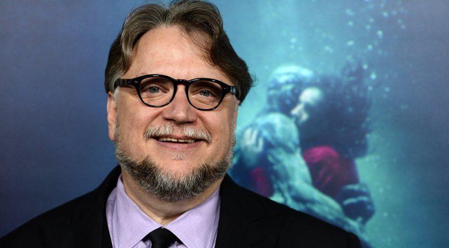 Venedik Film Festivali'nin başkanı Guillermo del Toro