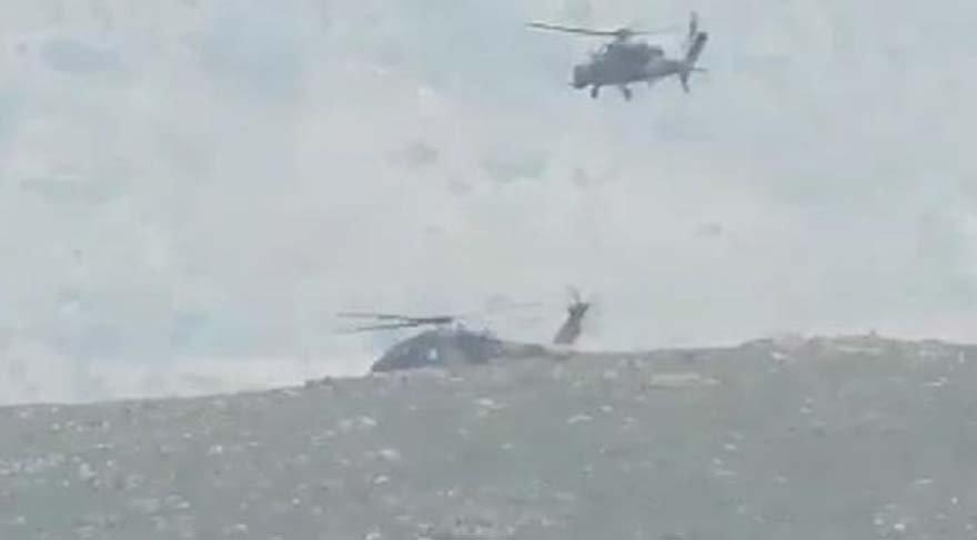 Abdullah Ağar açıkladı! ATAK helikopteri güdümlü füzeyle mi vuruldu?