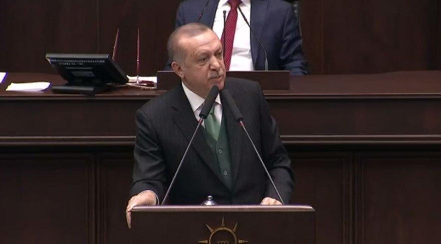 Erdoğan açıkladı: Türk Tabipler Birliği ve Barolar Birliğinin ismi değişmeli