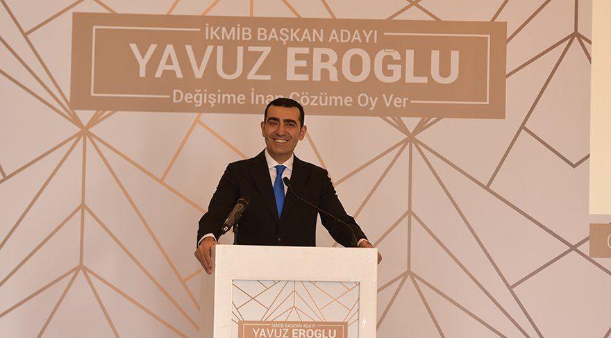 Eroğlu İKMİB başkanlığına aday