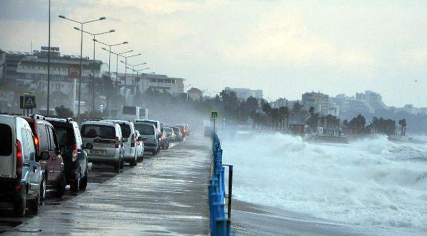 Fırtına, yağmur! Meteoroloji'den uyarılar geldi…