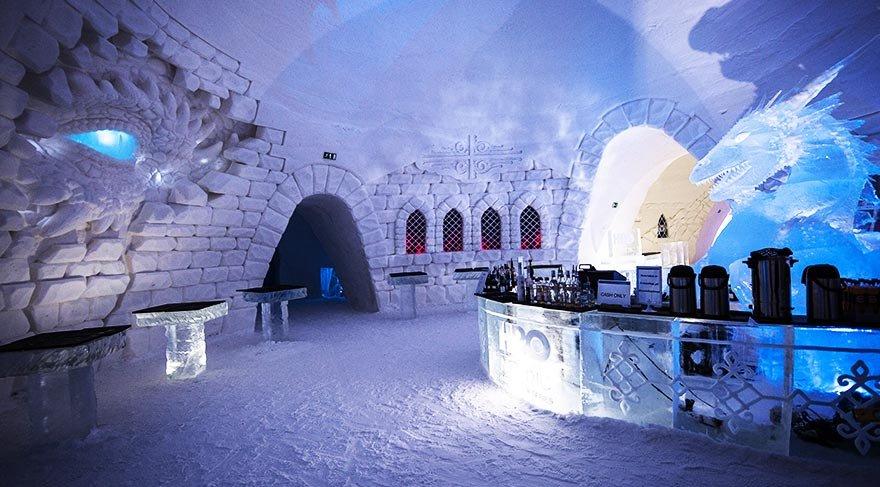 Game Of Thrones temalı otel açıldı