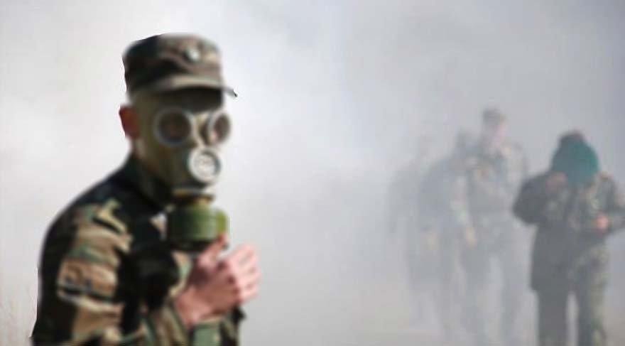 PKK/YPG zehirli gazla saldırdı: 20 ÖSO'lu zehirlendi
