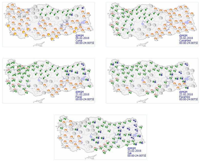 hava-durumunu-turkiye-hafta-sonu-son-dakika