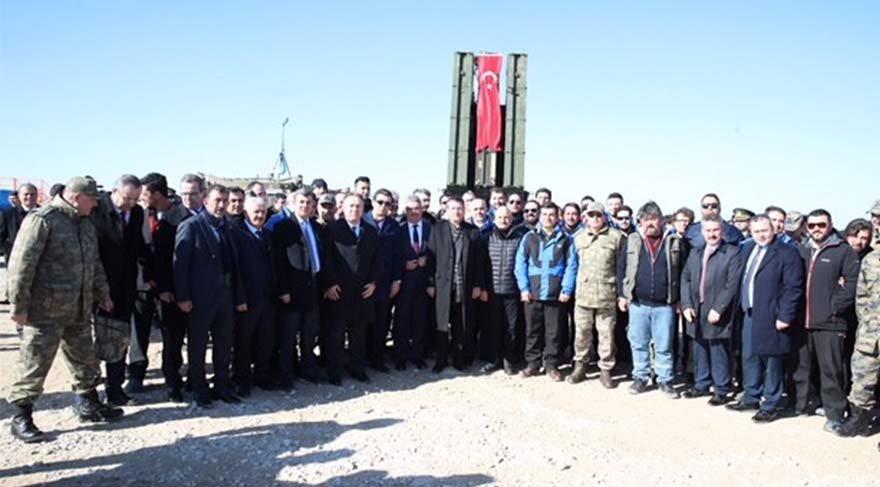 HİSAR-A'nın test füze atışı gerçekleştirildi
