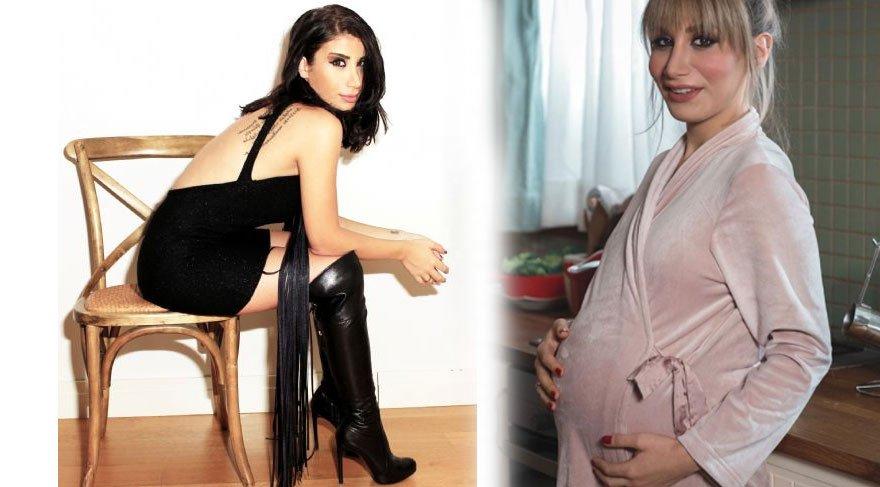 İrem Derici hamile fotoğrafı ile takipçilerini trolledi