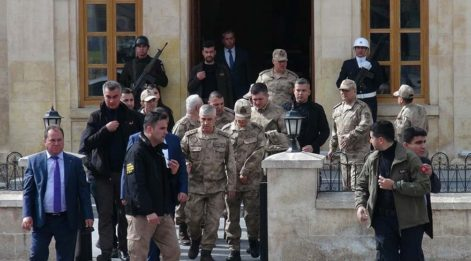 Jandarma Genel Komutanı Org. Çetin Kilis'te
