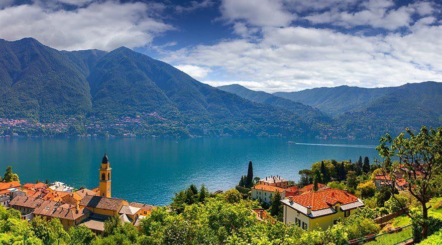 Dünyanın en meşhur gölü: Como Gölü