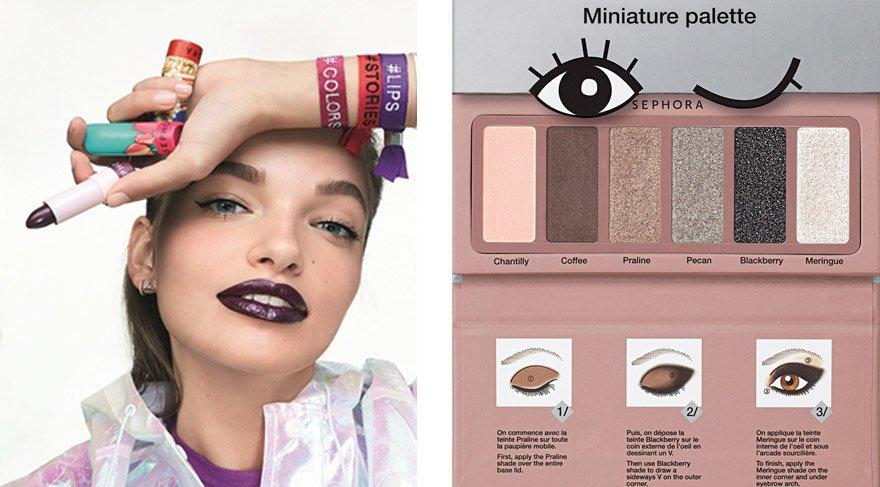 Sephora Collection ile göz makyajında fark yaratın