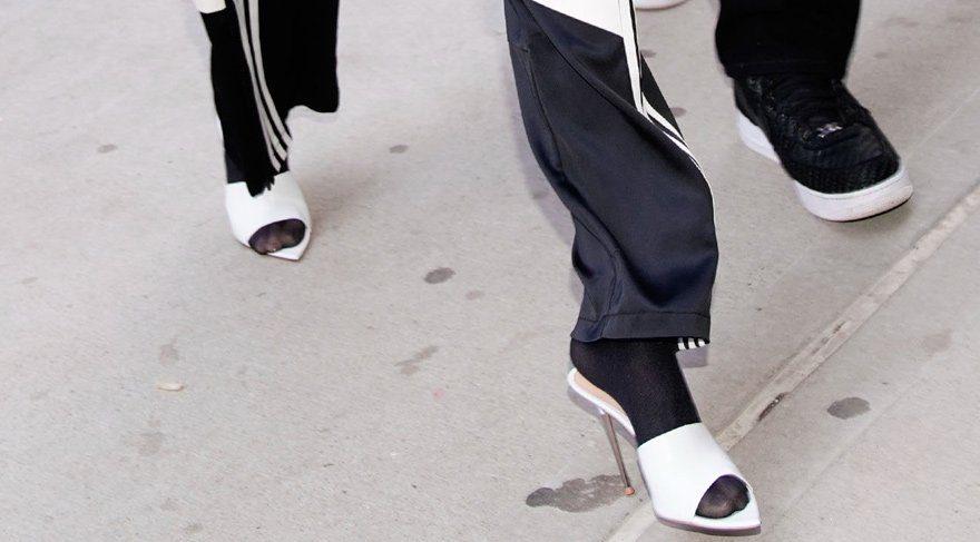 Kendall Jenner'ın 'ilginç' stili şaşkınlık yarattı