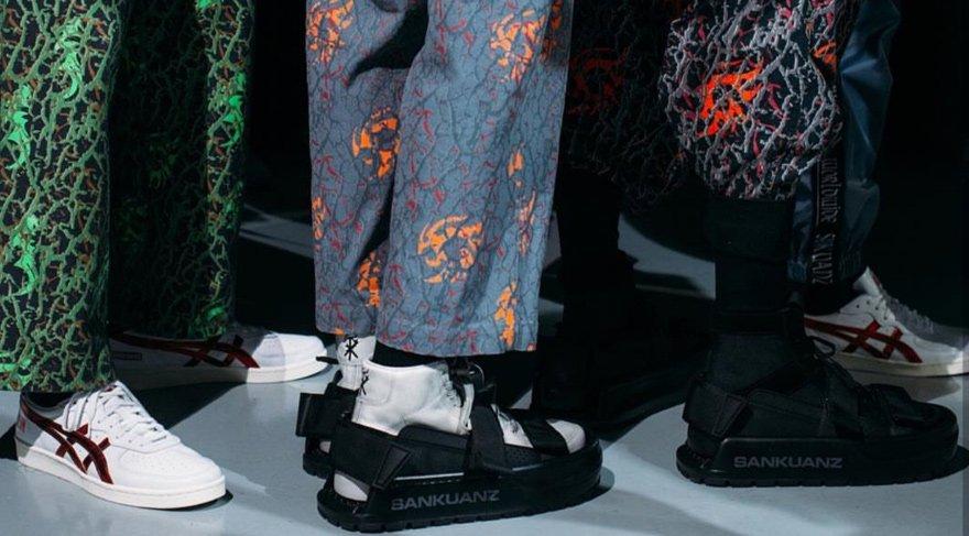 Paris Erkek Moda Haftası'nın ilginç tasarımları