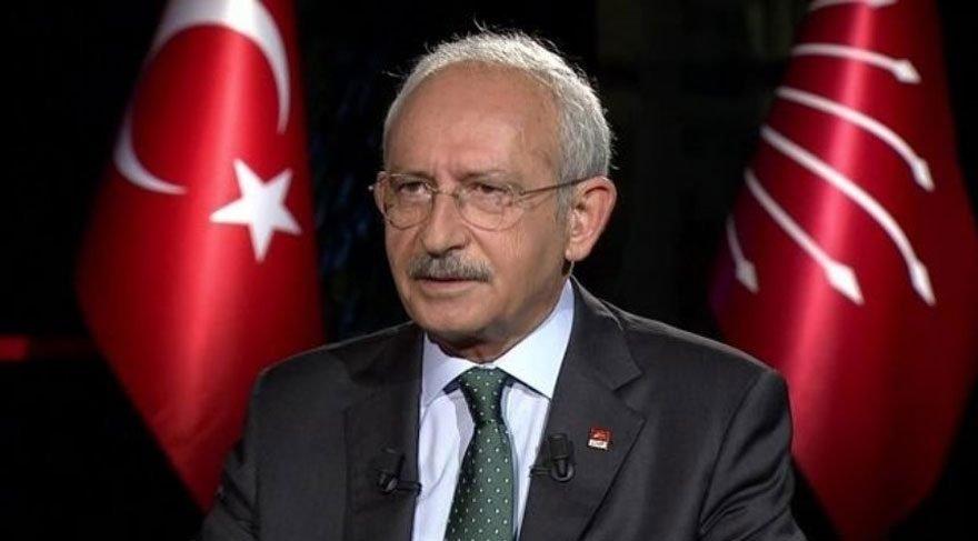 Kılıçdaroğlu: Türkiye ABD'ye en net, en sert tepkiyi göstermeli