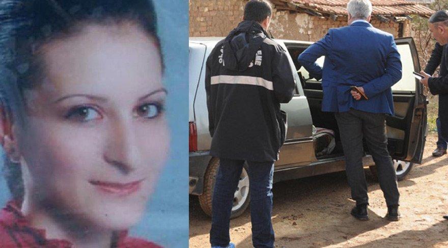 FOTO:DHA - Ganime Varsak'ın yanmış cesedi bulundu.