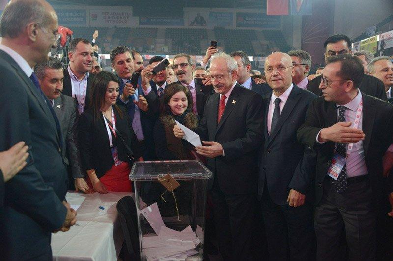 FOTO:SÖZCÜ/ Kılıçdaroğlu'nun listesindeki 7 isim çizik yedi.
