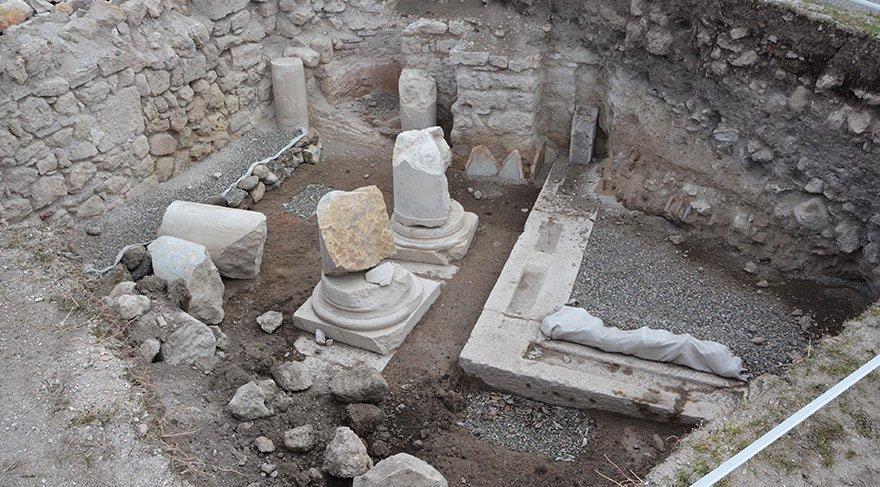 Karabük'te bin 500 yıllık kilise bulundu!