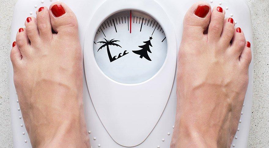 Kışın kilo almanızın 8 nedeni